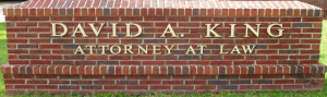 David A. King, Attorney at Law