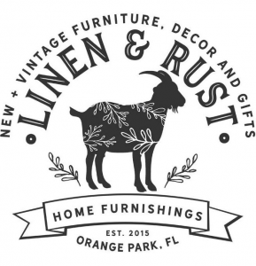 Linen and Rust