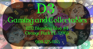 D3 Gaming & Collectables