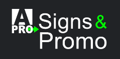 A Pro Signs & Promo